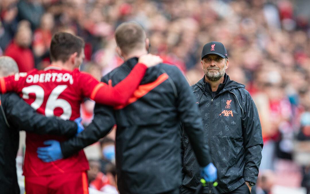 Liverpool v Chelsea: Team Talk
