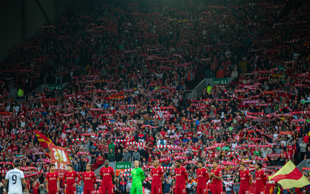 How The Return Of Liverpool Fans Can Restore Order