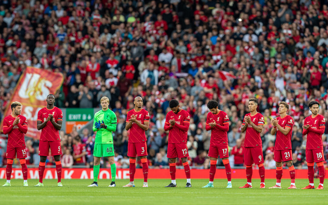 Why Liverpool Must Stay Self-Focused To Succeed