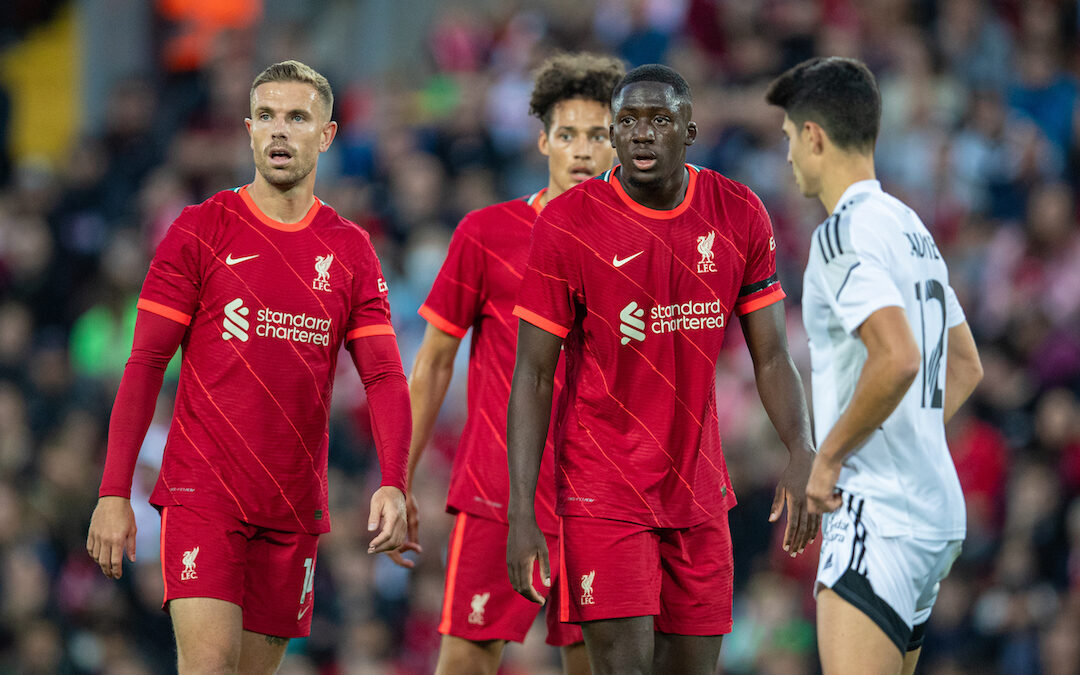 Liverpool Sat Still In The Transfer Window – But They Can't Afford To Be Slow On Mo