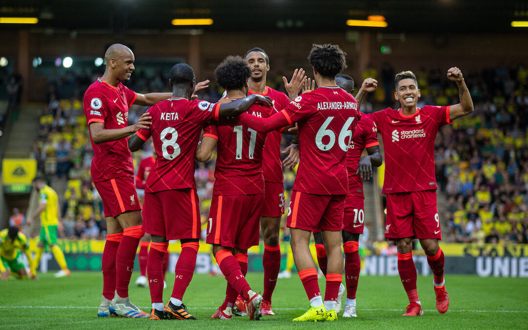How Liverpool Can Use Their Underdog Status