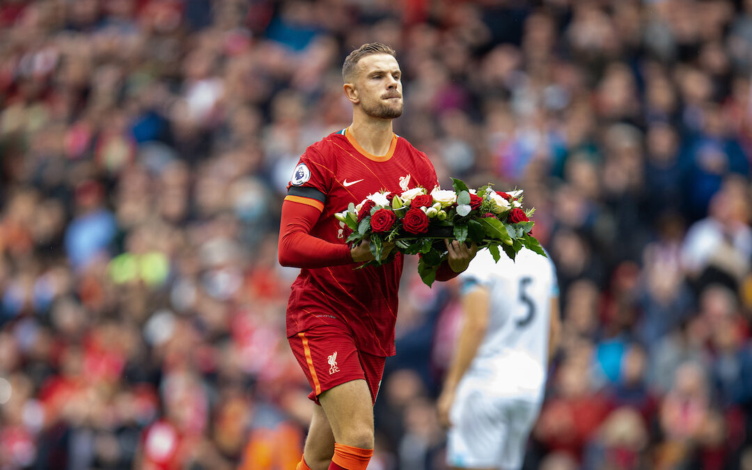 Jordan Henderson And A Lesson In Leadership