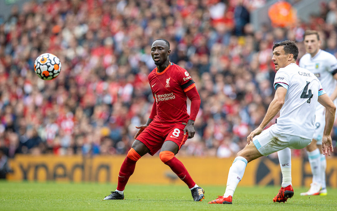 How Naby Keita Can Prove His Worth This Season