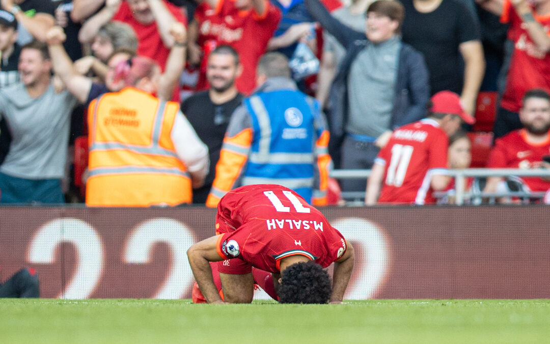 Liverpool 1 Chelsea 1: The Anfield Wrap