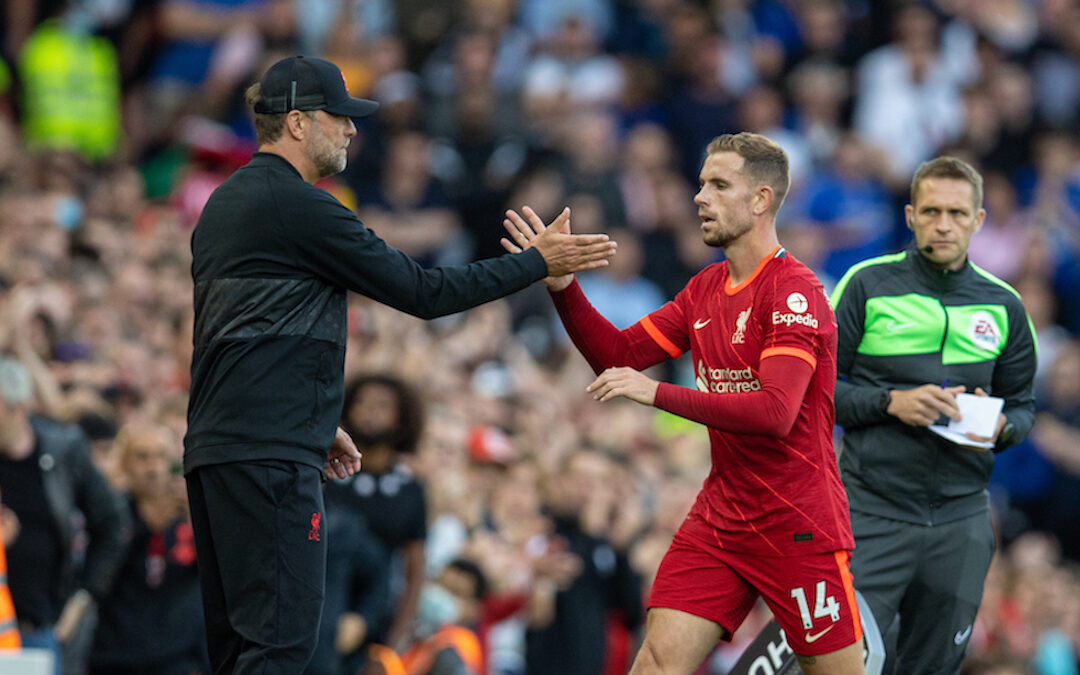 Liverpool 1 Chelsea 1: The Review