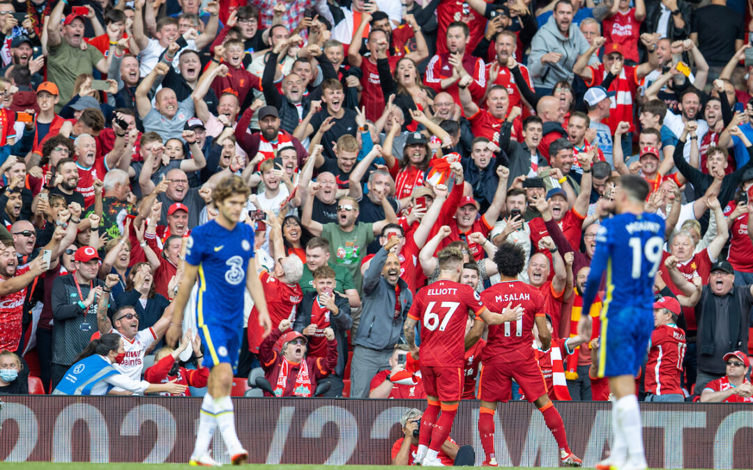 Liverpool 1 Chelsea 1: Post-Match Show