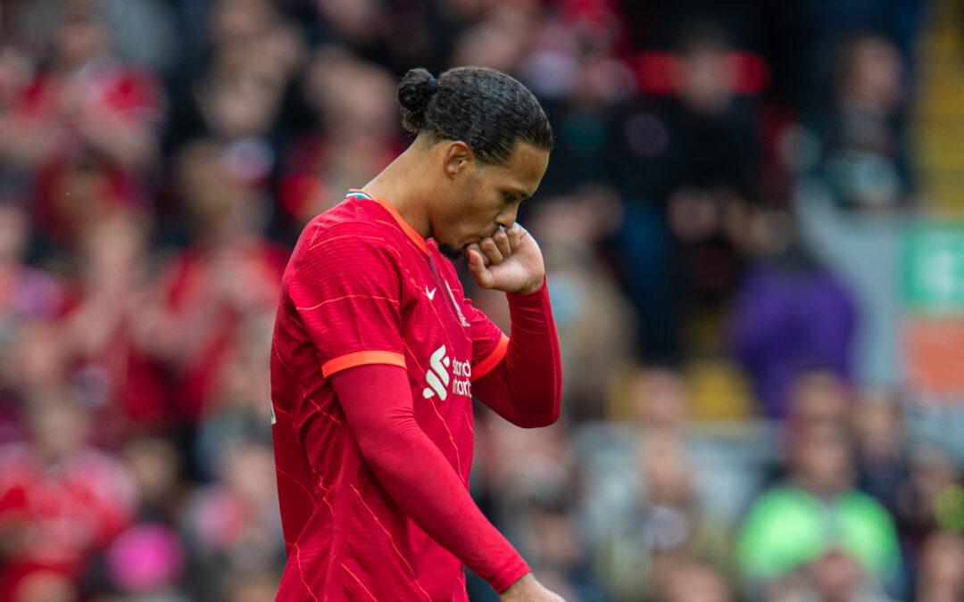 The Return Of The Reds, Hope And Virgil Van Dijk