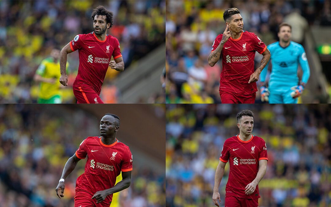How Liverpool's Fab Four Can Fire Them To The Title