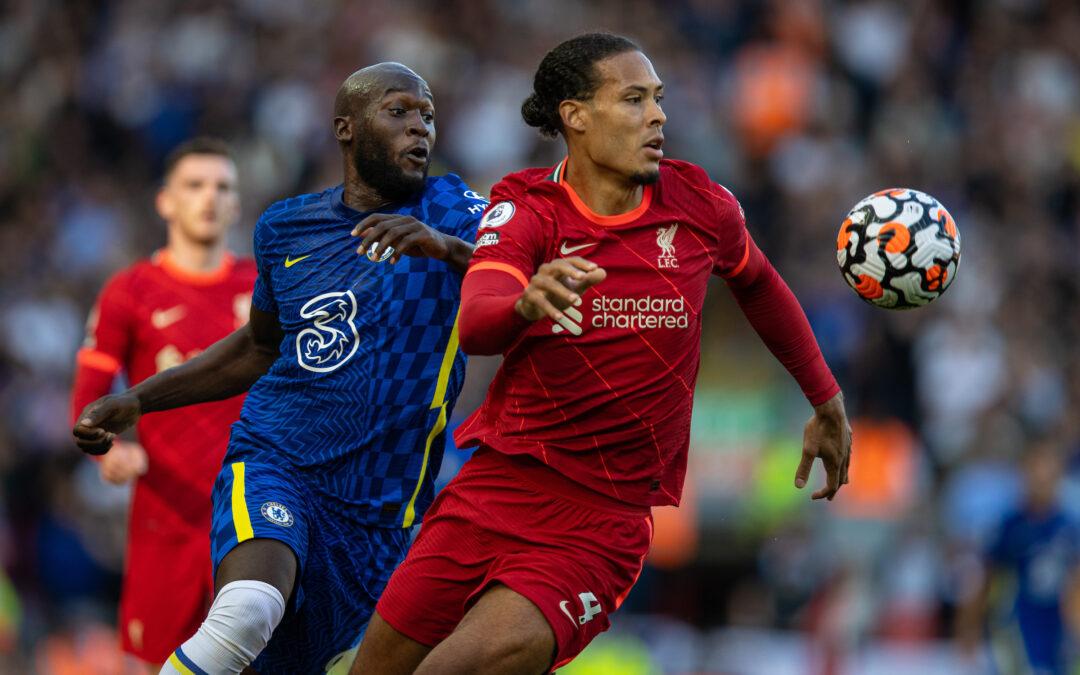 Liverpool 1 Chelsea 1: Sunday Best