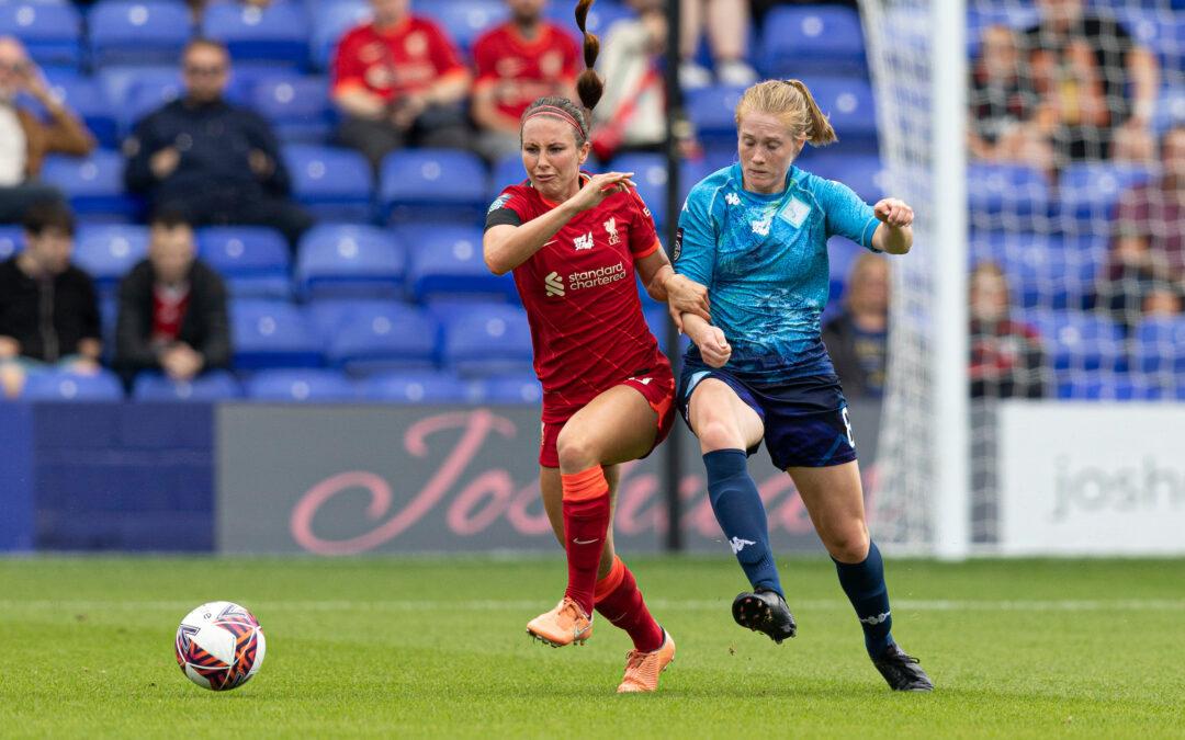 Liverpool Women 0 London City 1: The Post-Match Show