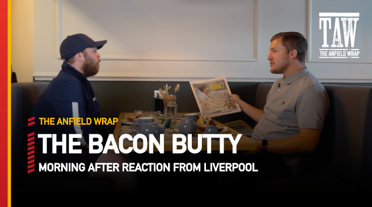 Liverpool 1 Chelsea 1 | The Bacon Butty