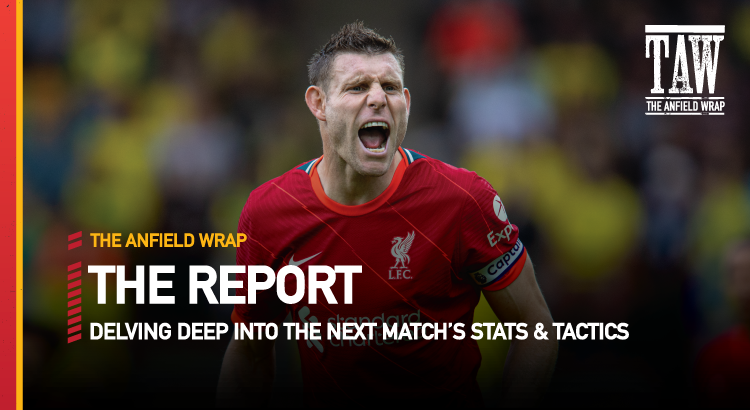 Liverpool v Burnley   The Report