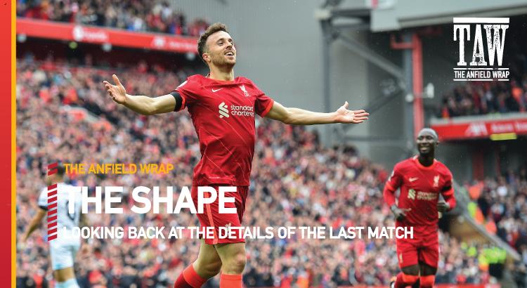 Liverpool 2 Burnley 0 | The Shape