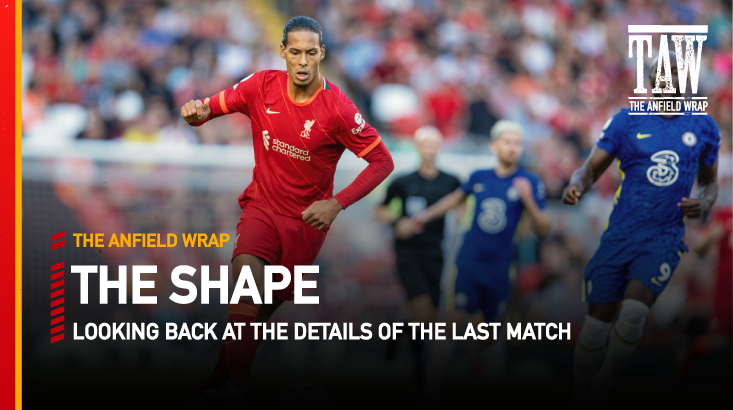 Liverpool 1 Chelsea 1 | The Shape