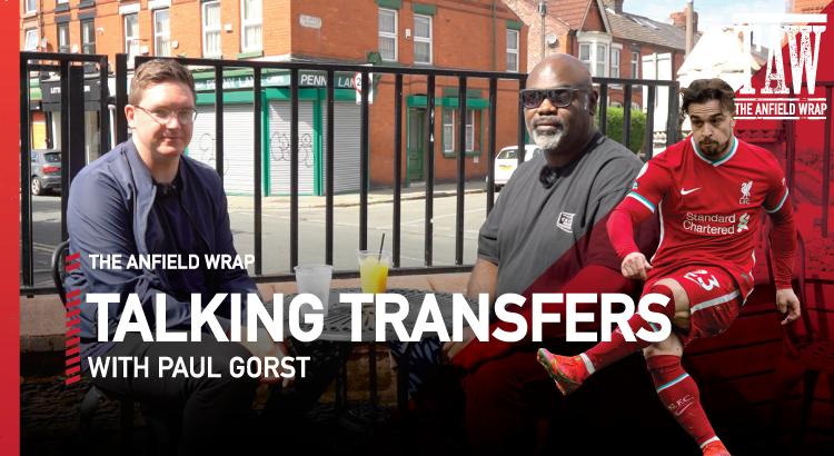 Woodburn, Shaqiri And Aouar | Talking Transfers