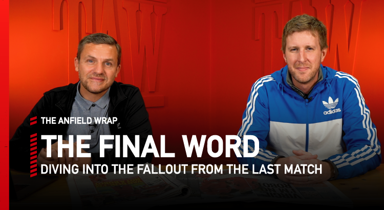 Norwich City 0 Liverpool 3 | The Final Word