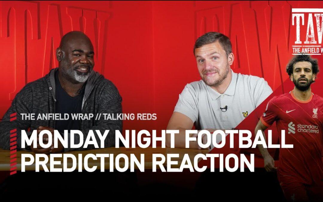 Monday Night Football Reaction   Talking Reds