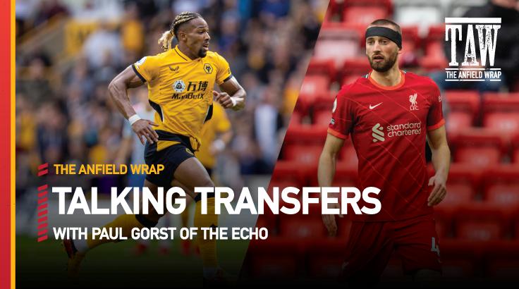 Raphinha And Adama Traore | Talking Transfers