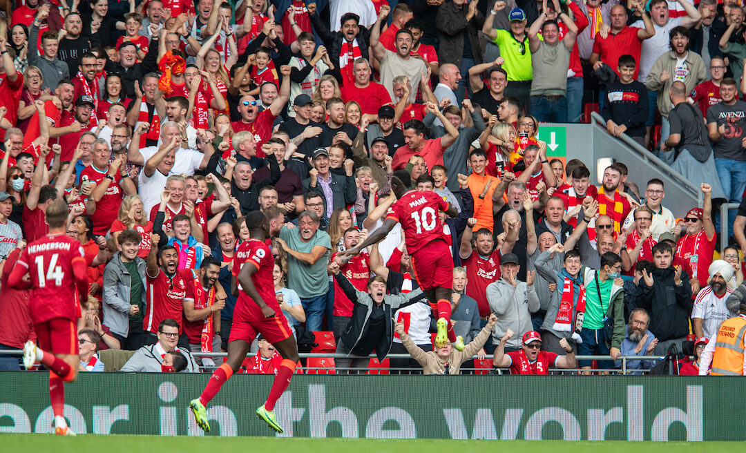 Liverpool 3 Crystal Palace 0: Match Review