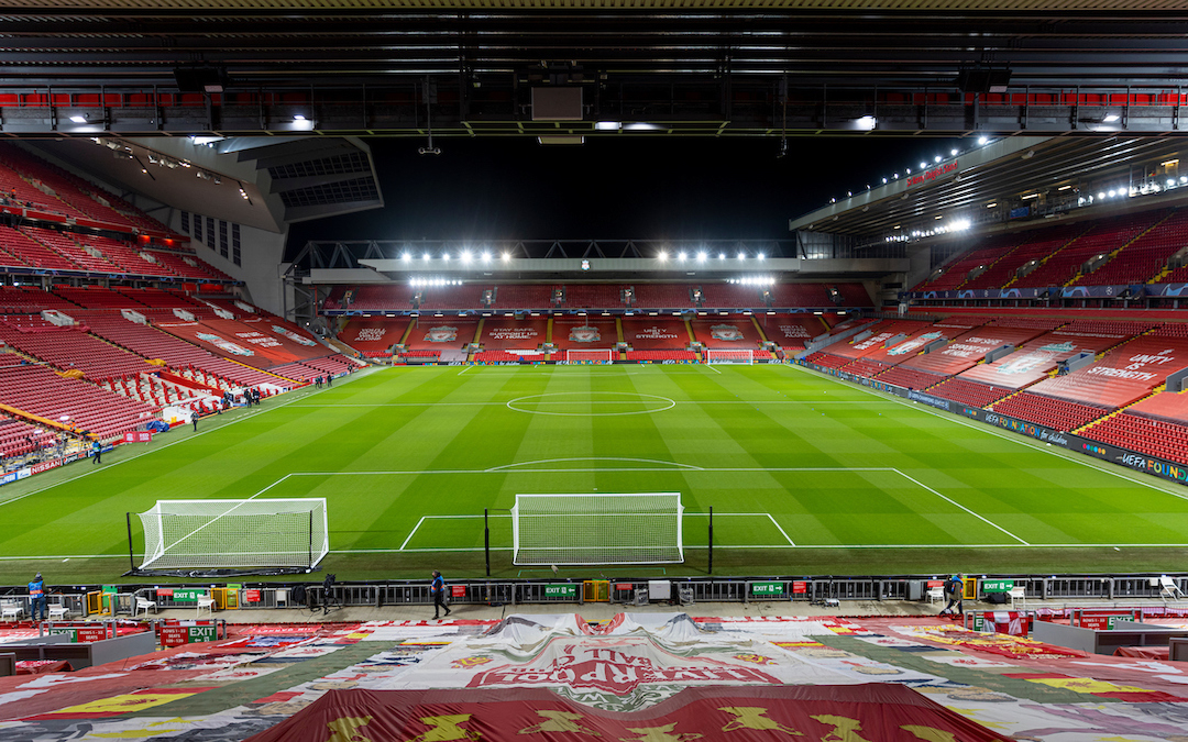 Liverpool v AC Milan: Under The Lights