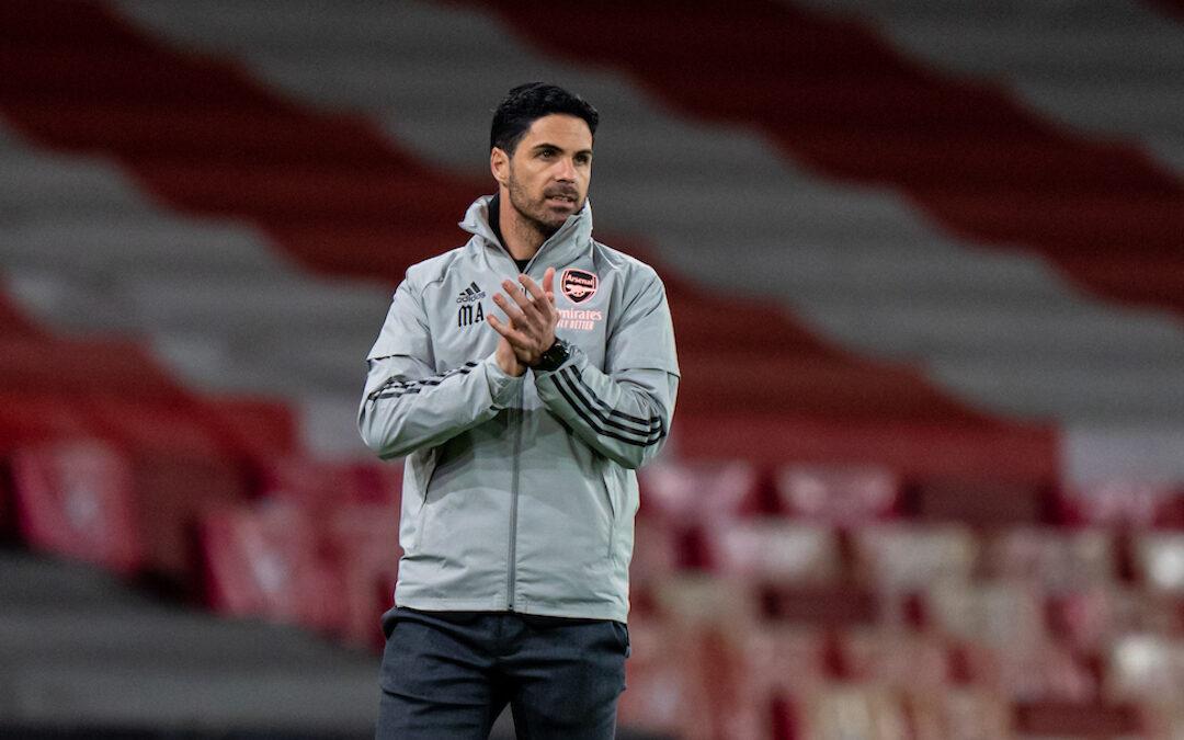 Arsenal In North London Derby Dreamland: Coach Home