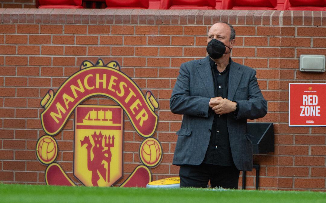 Rafa's Old Trafford Return: Friday Show