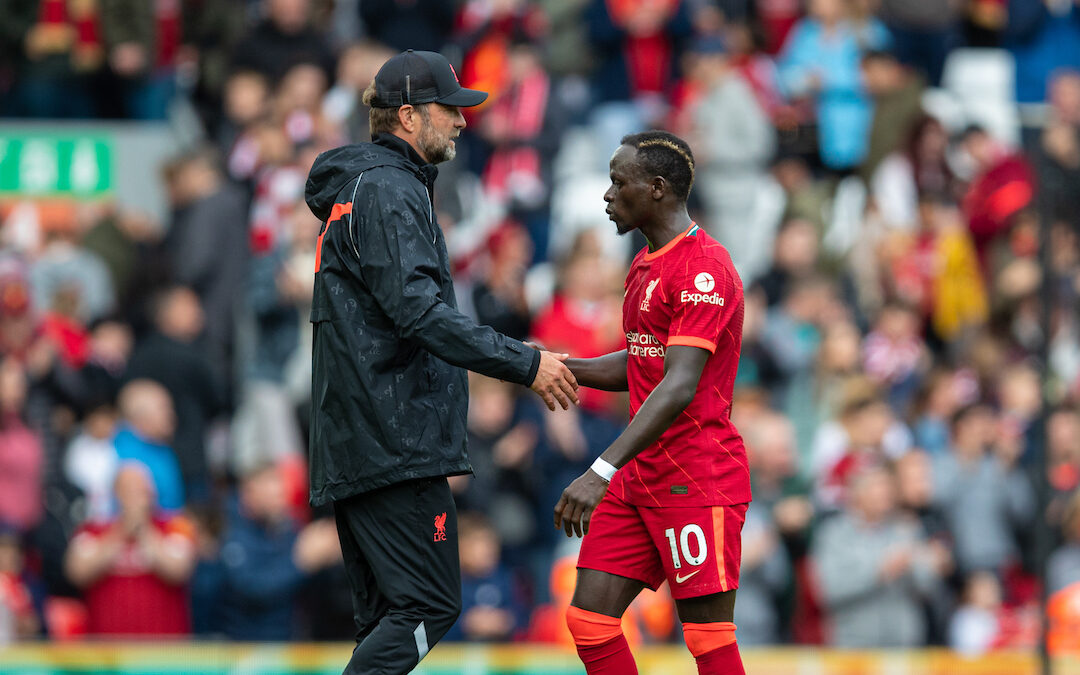 Liverpool v Crystal Palace: Team Talk
