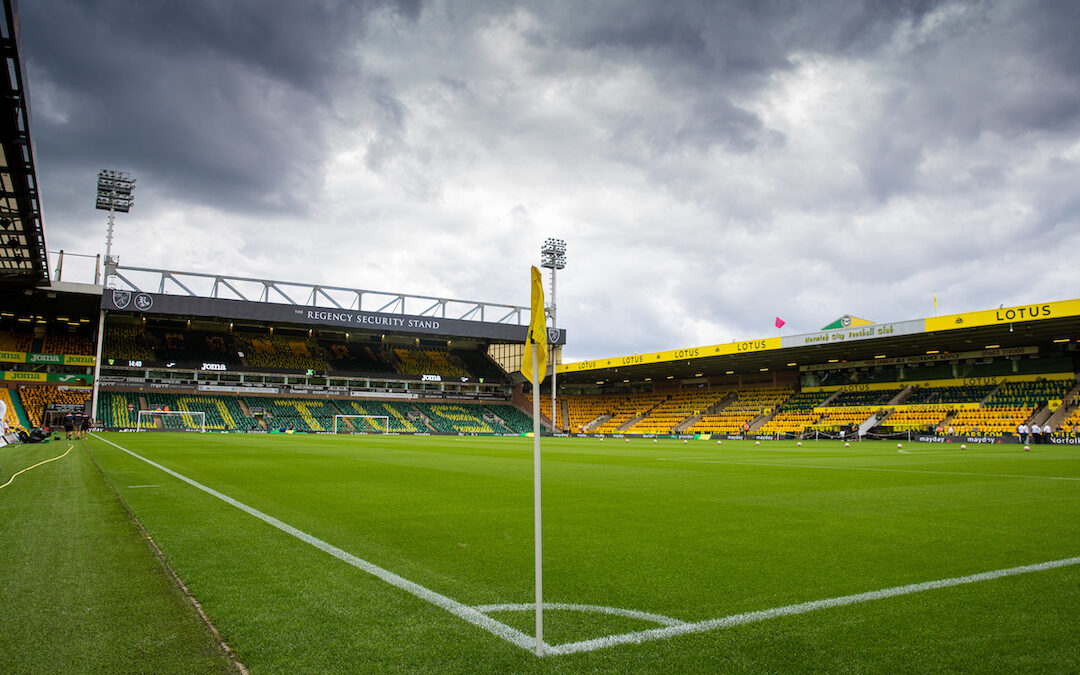 Norwich City v Liverpool: The League Cup Preview
