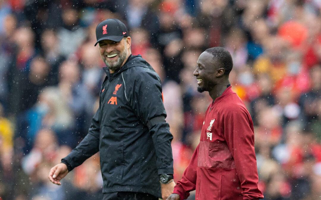 Brentford v Liverpool: Team Talk