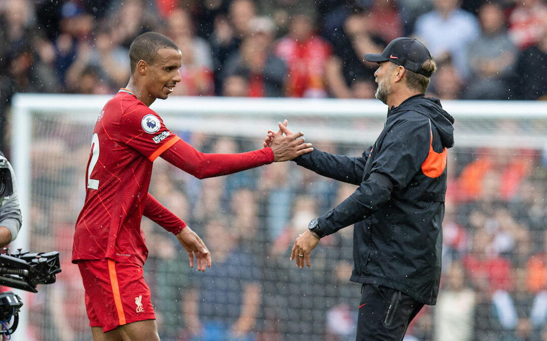 How Joel Matip Became Liverpool's Underrated Star