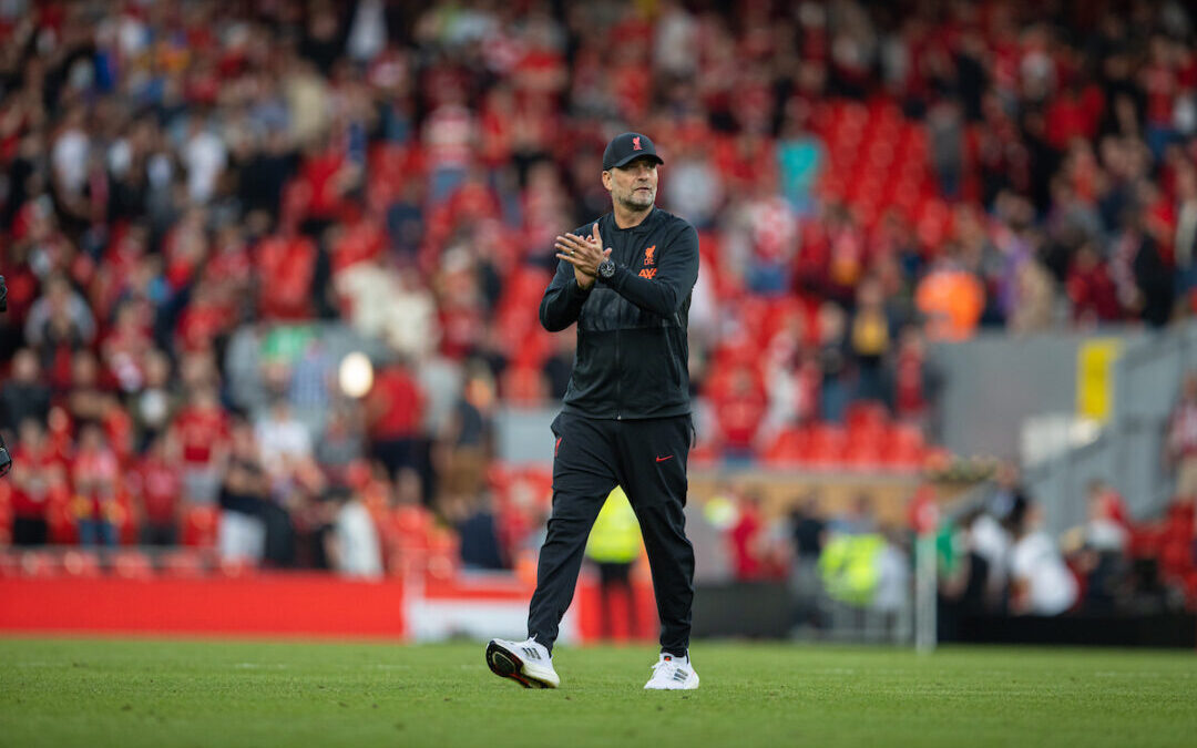 Why Liverpool's Loyalty To Klopp Still Knows No Bounds