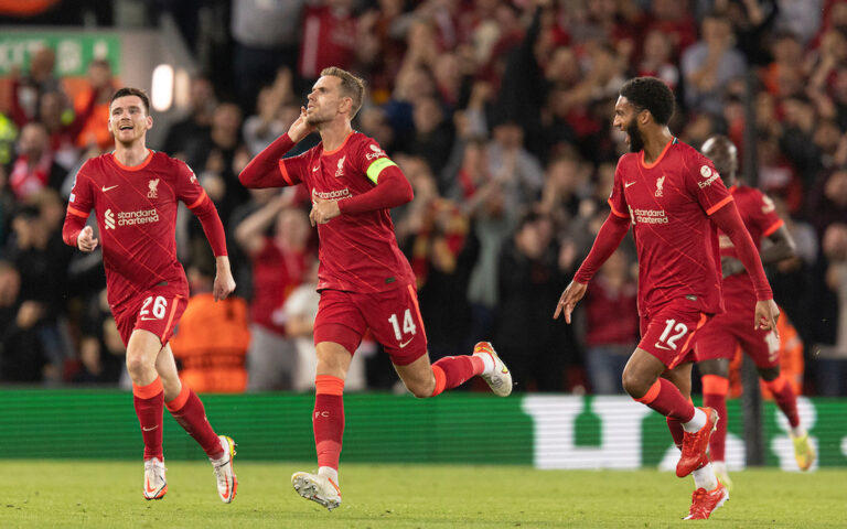 Liverpool 3 AC Milan 2: TAW Live