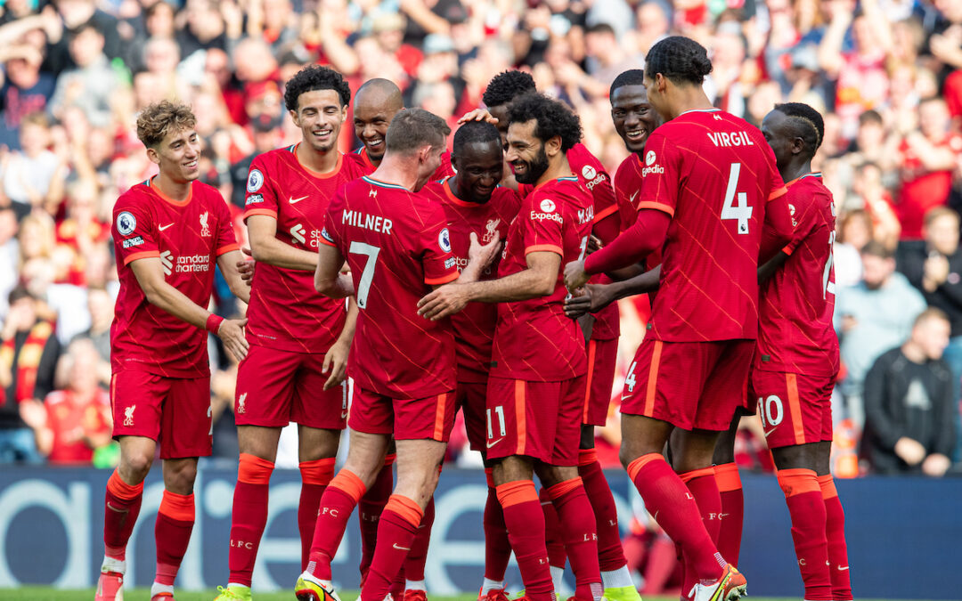 Liverpool 3 Crystal Palace 0: Post-Match Show