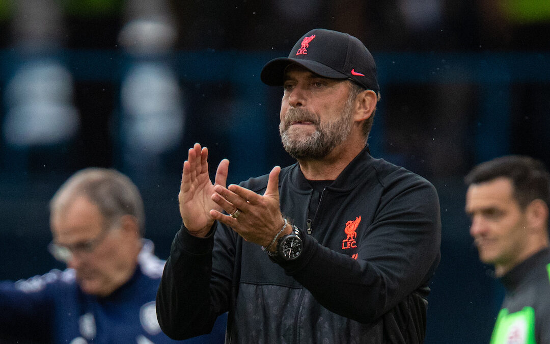 Leeds United 0 Liverpool 3: Match Review