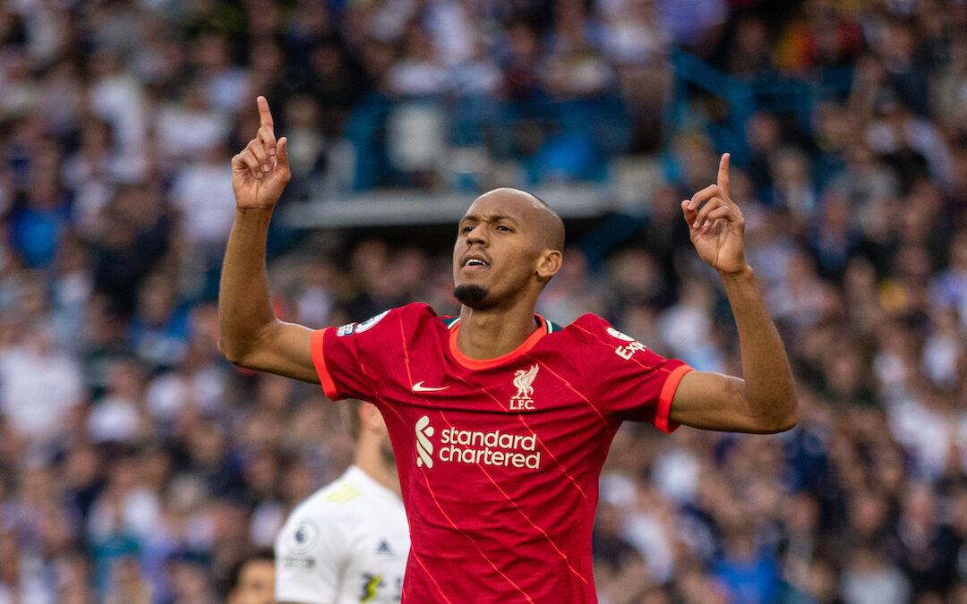 Leeds United 0 Liverpool 3: Match Ratings
