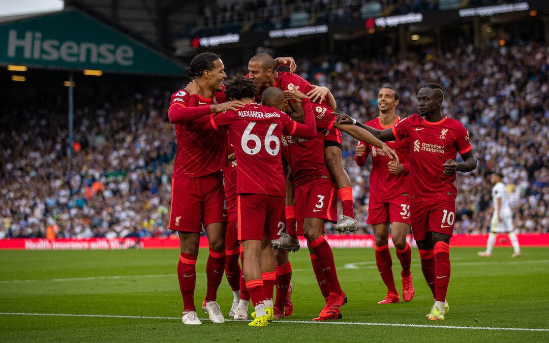 Leeds United 0 Liverpool 3: Post-Match Show