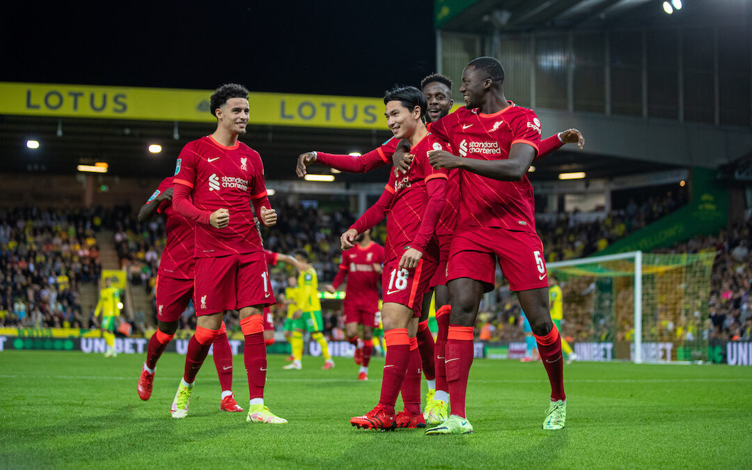 Norwich City 0 Liverpool 3: Match Review