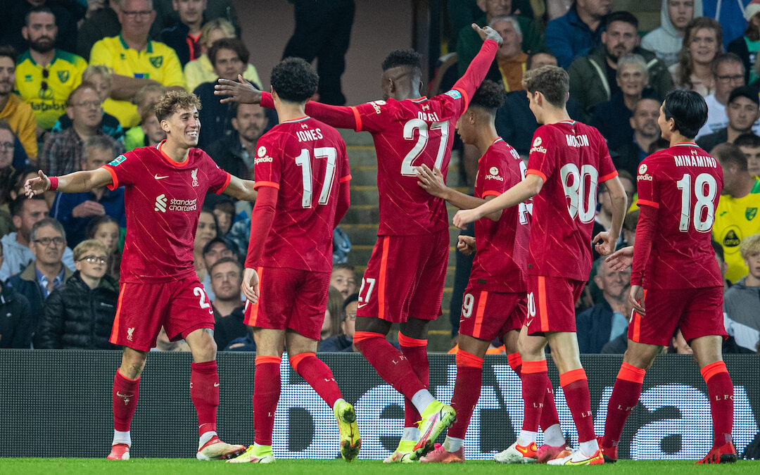 Norwich City 0 Liverpool 3: Post-Match Show