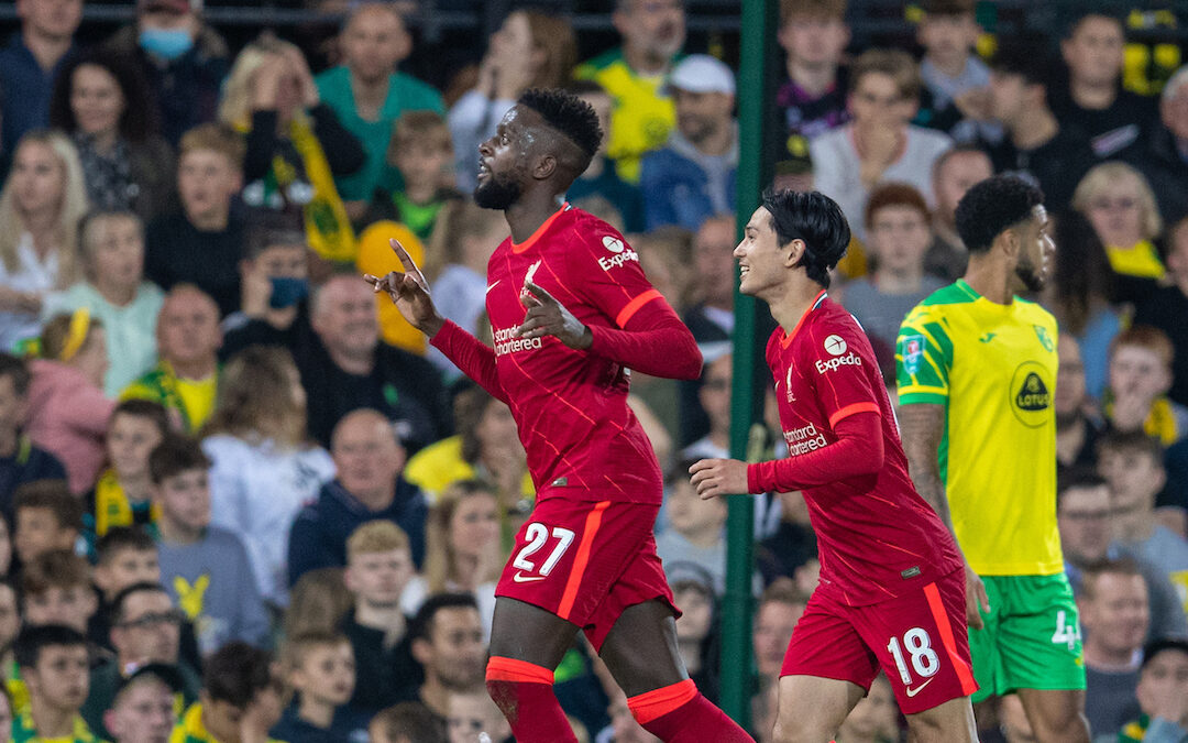 Liverpool's Week To Silence The Naysayers