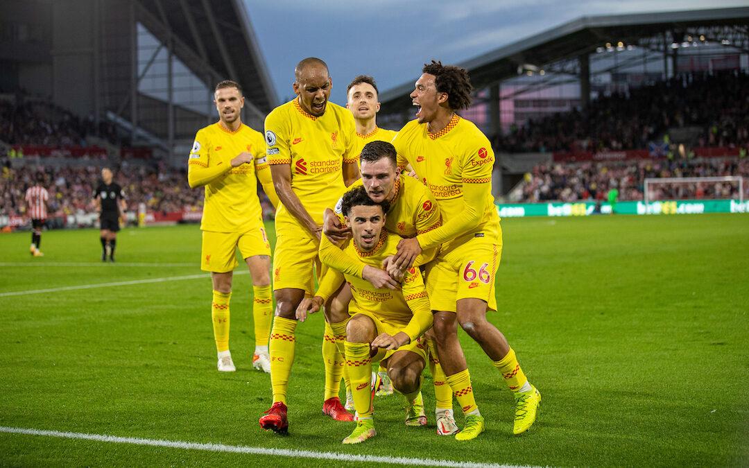 Brentford 3 Liverpool 3: Post-Match Show