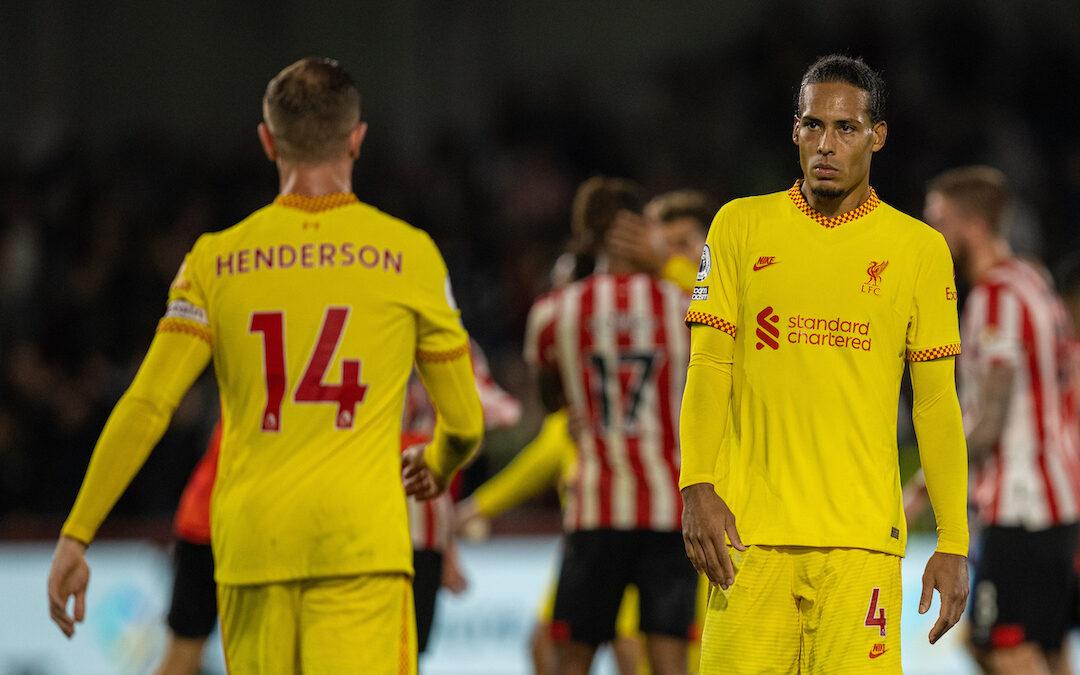 Brentford 3 Liverpool 3: Sunday Best