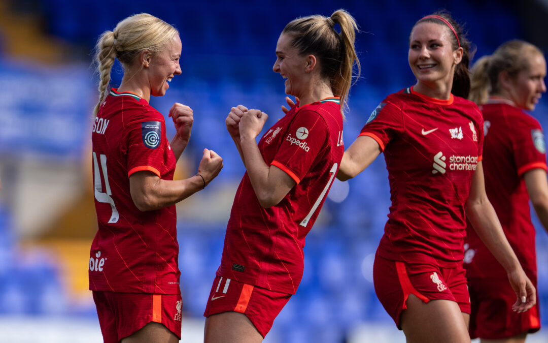 Liverpool Women 2 Crystal Palace Women 1: The Post-Match Show