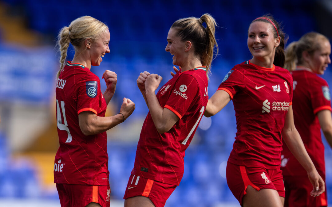 Liverpool FC Women 2 Crystal Palace 1: Post-Match Show