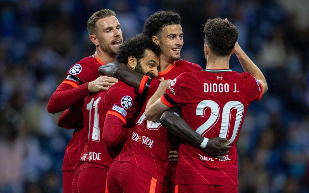 FC Porto 1 Liverpool 5: Match Review