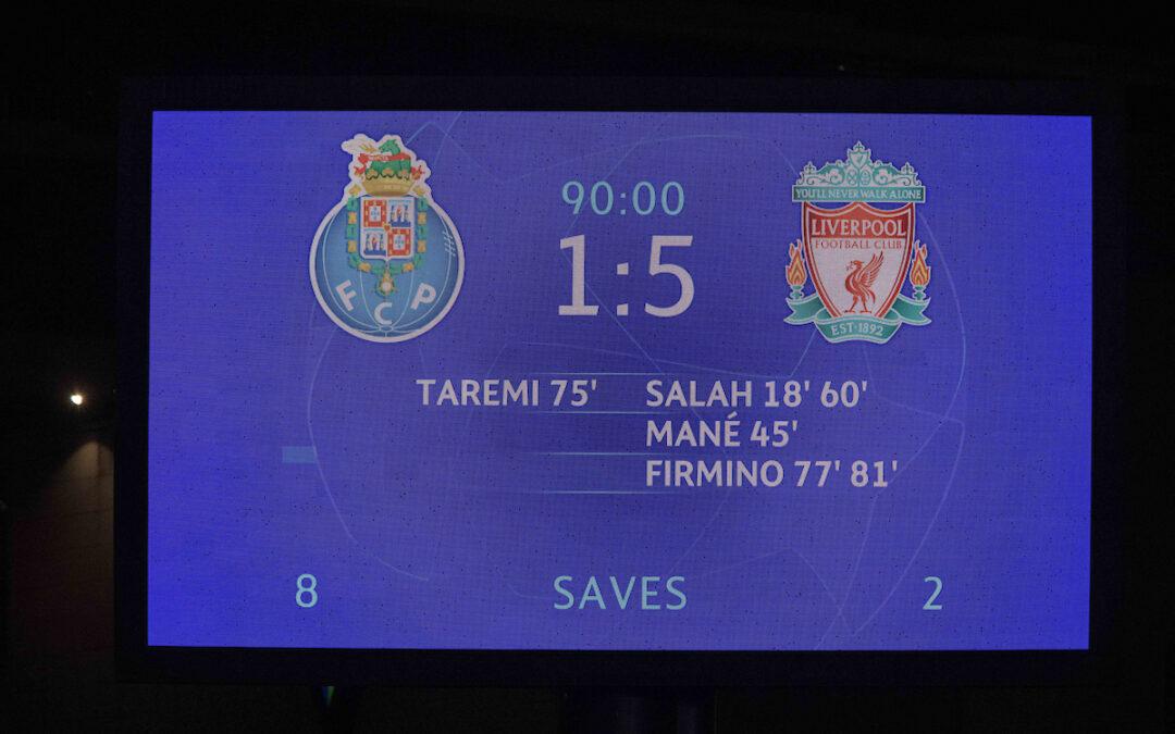 FC Porto 1 Liverpool 5: Post-Match Show