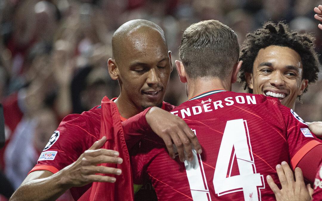 Henderson & Fabinho: The Midfield Heroes Against Milan