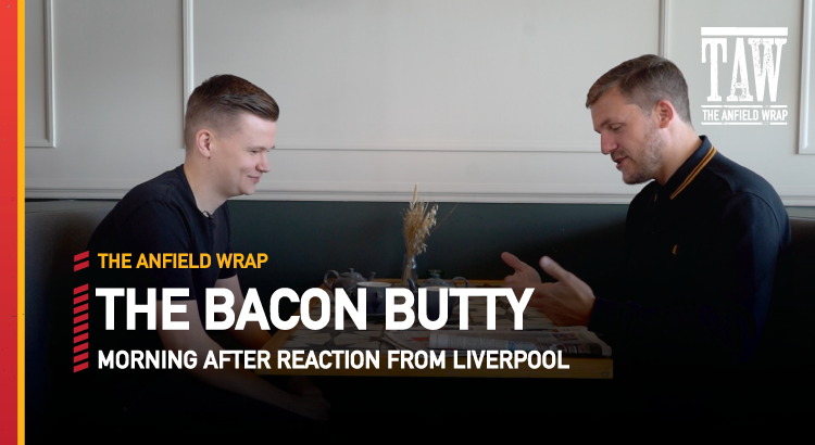 Brentford 3 Liverpool 3 | The Bacon Butty
