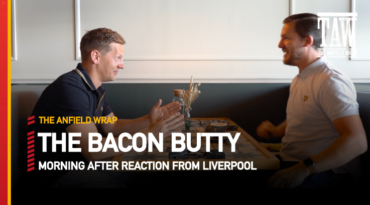Liverpool 3 Crystal Palace 0 | The Bacon Butty