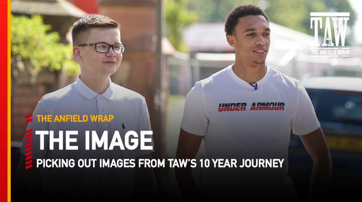 10 Years Of TAW: Josh Sexton | The Image