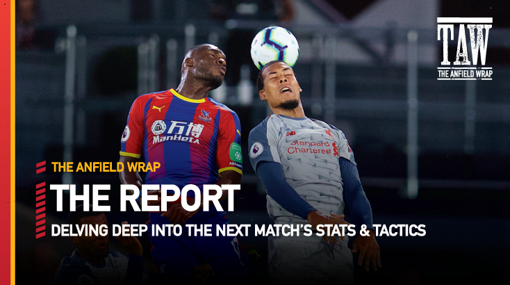 Liverpool v Crystal Palace | The Report